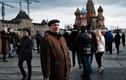 Chùm ảnh cuộc sống ở thủ đô Moscow tháng 3/2017