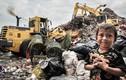 Hình ảnh đáng sợ ở bãi rác lớn nhất Đông Nam Á