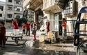 Ảnh: Cuộc sống khốn khó ở thị trấn Syria bị bao vây