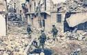 Xem lính Nga gỡ bom mìn ở một thị trấn ma Syria