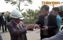 Vỡ đường ống nước sạch Sông Đà: Lãnh đạo HN nói gì?