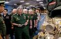 Nga trưng bày chiến lợi phẩm mang về từ Syria tại Army-2017
