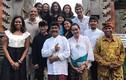 """Ông Obama dạo chơi trên đồng lúa ở """"quê hương"""" Indonesia"""