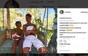 Mỗi bài đăng trên mạng xã hội của Ronaldo thu về 9 tỷ đồng