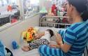 Bệnh chân tay miệng đang vào mùa ở Sài Gòn