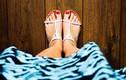 """Phụ nữ có tướng bàn chân """"lạ"""" này, cả đời mang may mắn"""