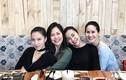 Hội bạn thân của Tăng Thanh Hà vẫn gắn bó sau 10 năm