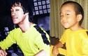 """""""Thần đồng kungfu"""" 7 tuổi múa võ như Lý Tiểu Long"""