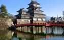 10 lâu đài cổ có kiến trúc độc đáo ở Nhật Bản