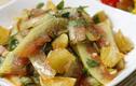 Cách làm món cùi dưa hấu trộn chua cay giòn ngon lạ miệng