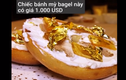 Video: Cận cảnh chế biến chiếc bánh mì giá 1.000 USD
