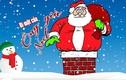 Vì sao Ông già Noel lại chui qua đường ống khói để tặng quà?