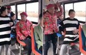 Video: Cô gái trẻ giả bụng bầu để được nhường ghế xe buýt và cái kết không ngờ