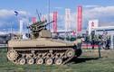 Ghê gớm xe tăng không người lái của Nga