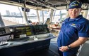 Thăm tàu tuần duyên Mỹ chở theo 18 tấn ma túy