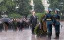 Cận cảnh lễ tưởng niệm 76 năm ngày Đức tấn công Liên Xô