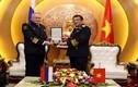 Tư lệnh Hải quân Liên bang Nga thăm Hải quân Việt Nam