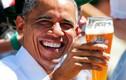 Ông Obama uống bia trước khi họp G7 để làm gì?