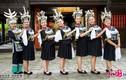 Ngắm trang phục dân tộc độc đáo của người Thủy ở Trung Quốc