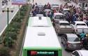 Sẽ phạt cả xe buýt thường nếu lấn làn BRT
