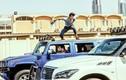 Thành Long phá hủy hơn 70 siêu xe ở Dubai để làm phim