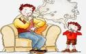 Bí quyết thanh lọc phổi cho quý ông hút thuốc lá