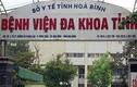 5 người chết khi chạy thận nhân tạo tại Bệnh viện tỉnh Hòa Bình