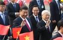 Lễ đón Tổng bí thư, Chủ tịch Trung Quốc Tập Cận Bình