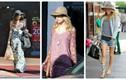 Ngắm phong cách diện mũ sành điệu của sao Hollywood