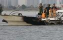 Vụ cháy tàu cao tốc: Suýt xảy ra thảm nạn