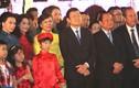 Chủ tịch nước dự lễ khai mạc đường hoa Tết Ất Mùi