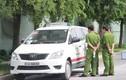Tài xế taxi Vinasun chết bất thường trong xe khoá kín