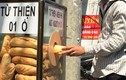 Thùng bánh mì từ thiện của nữ doanh nhân Sài Gòn