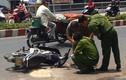Kinh hoàng 2 nữ sinh bị tạt axit trên đường đi học về