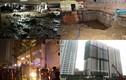 Hàng loạt chung cư gặp hoạ ở TPHCM: Cháy, tràn bùn, sụt lún