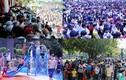 Ảnh: Các khu vui chơi Sài Gòn đông nghẹt người ngày đầu năm mới