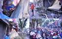 Xe đầu kéo container lao vào nhà dân giữa Sài Gòn