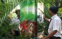 Ảnh cabin vệ sinh công cộng chuẩn ASEAN đầu tiên ở Sài Gòn