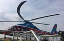 TP.HCM: Bay kiểm tra bãi đậu trực thăng nóc toà nhà Times Square