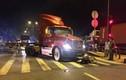 Hai mẹ con tử vong thương tâm dưới bánh xe container ở Sài Gòn