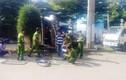 Xe đầu kéo đâm xe máy, tài xế chết tại chỗ ở Sài Gòn