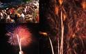 Mãn nhãn màn bắn pháo hoa mừng Quốc khánh 2/9 ở TPHCM