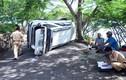3 nạn nhân Việt kiều kêu cứu vì ôtô gặp nạn trên… đỉnh núi