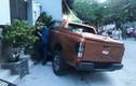 Ôtô tông chết 1 phụ nữ, kéo lê hàng loạt xe máy trên đường