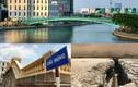 """Cận cảnh vết nứt """"khủng"""" trên cây cầu trăm tuổi ở Sài Gòn"""