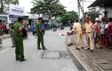 TPHCM: Kinh hoàng giây phút xe tải ôm cua cán chết người