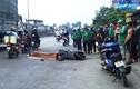 Thương tâm nam lái xe Grabbike tử nạn trên đường mưu sinh