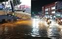 """Hồ điều tiết chống ngập thông minh """"thất thủ"""" sau cơn mưa ở TP.HCM"""