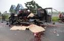 Kinh hoàng 2 xe khách tông trực diện, 6 người chết tại chỗ