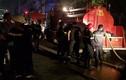 Quán karaoke cháy ngùn ngụt trong đêm, nhiều người mắc kẹt